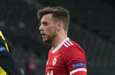 New contract for Irish midfielder after helping CSKA Sofia win Bulgarian Cup