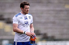 Conor McManus to make first league start for Monaghan as Cork name team to face Clare