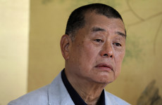 Hong Kong tycoon Jimmy Lai gets 14-month jail term over 2019 pro-democracy protest