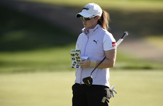 Leona Maguire pegged back but matchplay progression still to play for