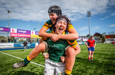 'It's a historic event for Irish rugby with significant benefits for the women's game'