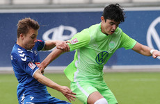 Changes to Ireland U21 squad as Getafe youngster Finn drops out
