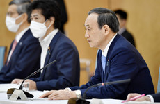 Japan extends state of emergency until 20 June - just one month before Olympics start date