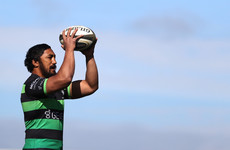 Aki returns after long absence as Buckley set for 200th Connacht cap
