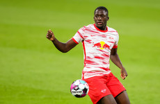 Liverpool boost defensive options with the signing of RB Leipzig defender Konate