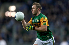 Keane rings the changes for Kerry's trip to Roscommon