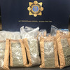 Gardaí arrest two men and seize €1.35m worth of cannabis herb in Meath operation