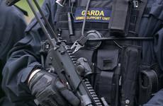 Dozens of gardaí raid property in operation targeting organised crime