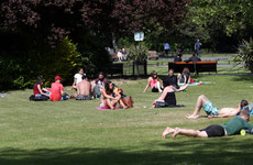 Fine weather ahead, with high temperatures set to remain across the weekend