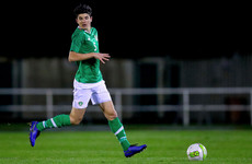 'He jumped at the opportunity' - The Spanish-born, German-based Irish starlet set for U21s debut
