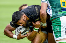 Benetton end Connacht's dream of making it to the Rainbow Cup final