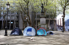 Opposition parties call for reinstatement of eviction bans as number of homeless people rises in April