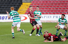 Dramatic 95th-minute goal sees Shamrock Rovers return to winning ways