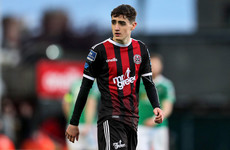 Ireland underage trio on target, as Bohemians' resurgence continues