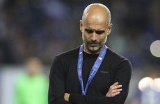 Guardiola the fall guy as Man City's Champions League anguish goes on