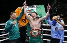 Jason Quigley edges Mosley Jr in Vegas to land biggest win of his career