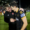 Tough love from Kenny in Dundalk days helped shape me, says Jamie McGrath
