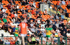 Here's the pairings for the GAA football league semi-finals and relegation play-offs