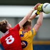 14-man Cork win by a point but Clare take promotion play-off spot as Tubridy hits 1-8