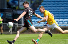 Two goals from Carr as Mayo defeat Meath to top their group in Division 2