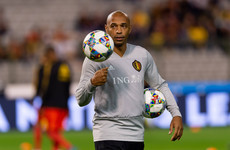 Henry rejoins Belgium's coaching staff for Euro 2020 and departs BBC punditry role