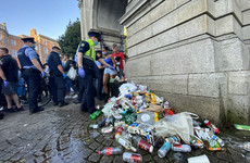 Minister tells councils to put more bins in areas where people are gathering