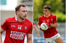 Mixed news on injury front for Cork football duo Sheehan and Powter after Clare game