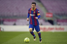 Messi negotiations 'going well,' says Barcelona president