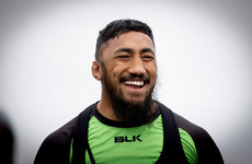 Connacht backing Bundee Aki to be an 'energy giver' for the Lions