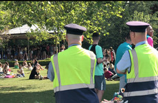 Man brought to hospital after assault at St Stephen's Green