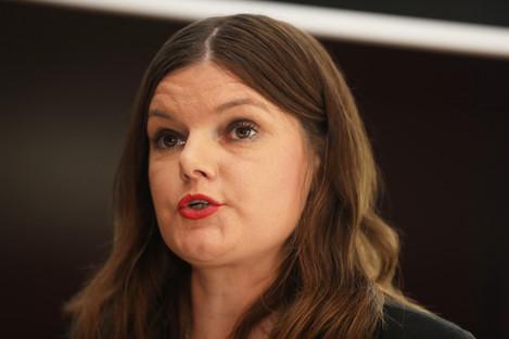 Sinn Féin TD Kathleen Funchion, chairperson of the Oireachtas Children's Committee (file photo)