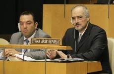 UN assembly hits out at Security Council failure on Syria
