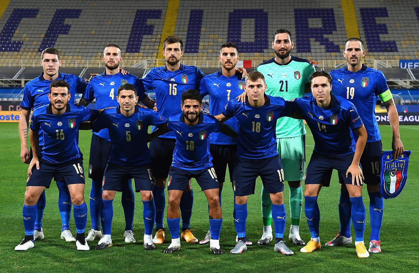 Roberto Mancini finalises 26-man Italy squad for Euro 2020 · The42