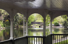 Fencing put around St Stephen's Green bandstand to protect from 'any further damage', OPW says