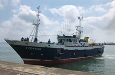 Spanish trawler captain to appear in Cork court following Naval Service detention