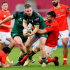 Exeter confirm the signing of centre Sean O'Brien from Connacht