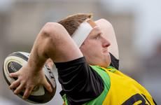 Delahunt set to win his 100th Connacht cap in season finale