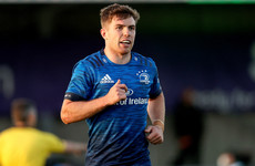 McGrath to captain Leinster in Glasgow to mark his 150th appearance