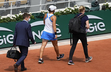 Ashleigh Barty out of French Open with hip problem