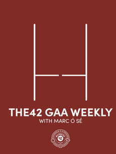 The42 GAA Weekly: Unicorns, the Big Apple, and spanning decades with David Tubridy