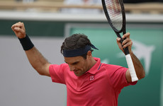 Federer loses cool, Djokovic in cruise control, as big guns make last 32 at French Open