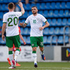 19-year-old Parrott 'over the moon' after scoring first and second Ireland goals in comeback win