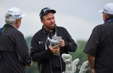 Lowry hits opening round 69 as play suspended on PGA Tour due to poor weather in Ohio