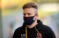 Madigan at out-half among seven changes for Ulster's final game of the season