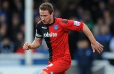 By a thread: Kitson departure leaves only two pros at Pompey