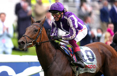 Snowfall storms to Oaks glory for O'Brien and Dettori