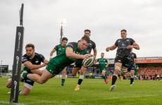 Connacht finish season on a high with bonus-point win over the Ospreys