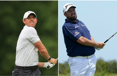 McIlroy level par at halfway mark as Lowry's second round delayed in Ohio