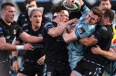 Defeat in Glasgow ends Leinster's hopes of reaching the Rainbow Cup final