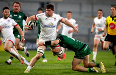 Ulster ready to pull shutters down on long season with trip to Edinburgh